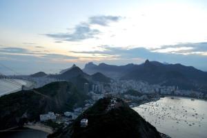 Rio from Pão de Açucar